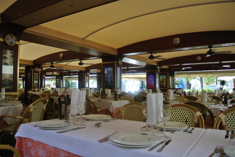 La barca del salamanca restaurantes bcn for Los restaurantes mas clandestinos y secretos de barcelona