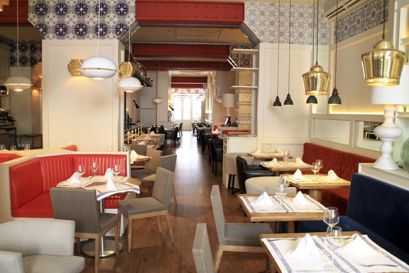 Restaurante la mary barcelona restaurantes bcn for Restaurante la campana barcelona