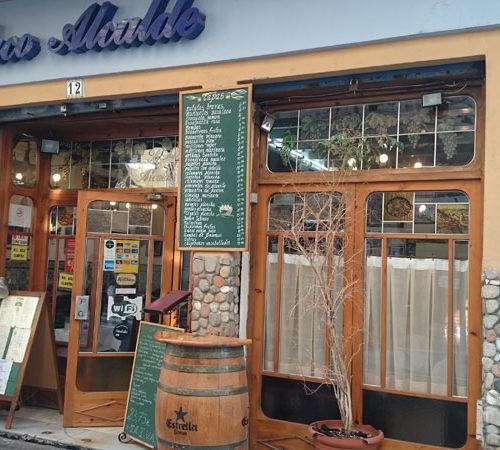 Restaurante Paco Alcalde