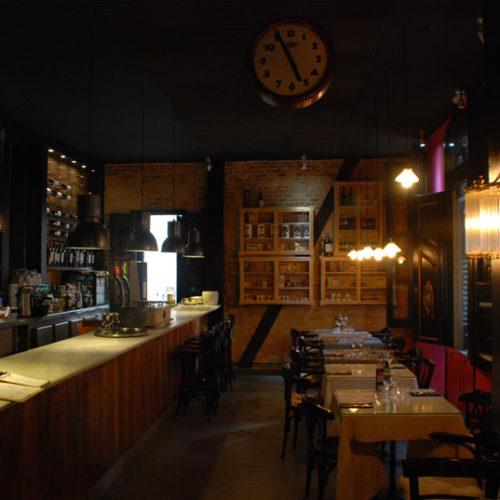 Restaurante Valentina (CERRADO)