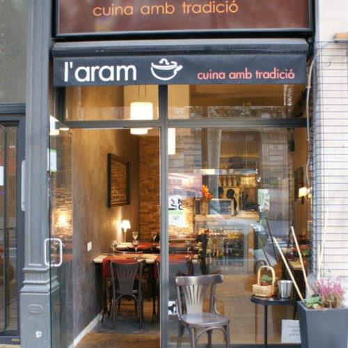 Restaurant Aram Barcelona