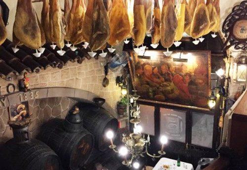 Restaurante Los Caracoles Barcelona