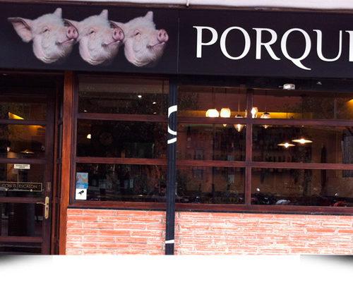 Restaurante Els Tres Porquets