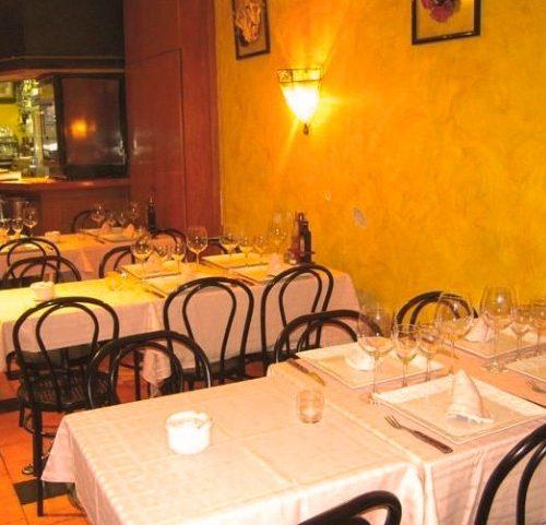 Restaurante Can Farigola