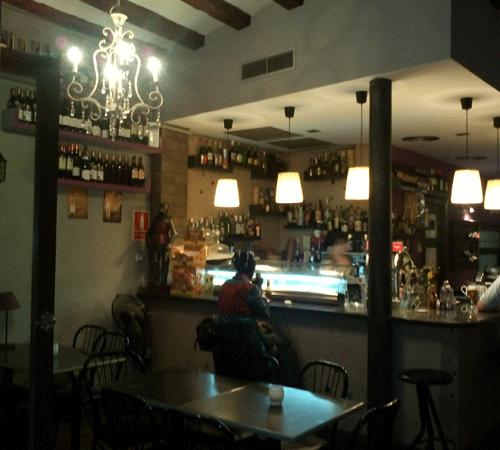 Restaurante Font de les Muses