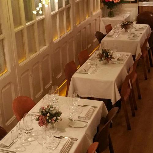 Restaurante Fulla d´Ostra (CERRADO)
