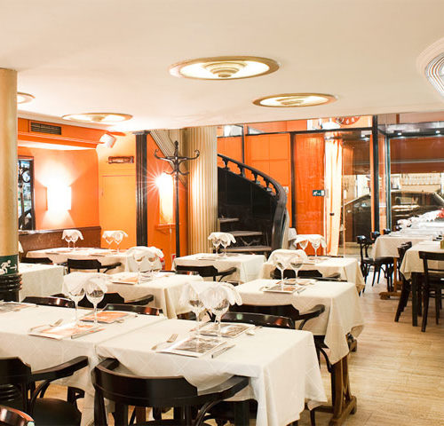 Restaurante Madrid-Barcelona