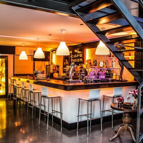 Restaurante Cafe Noir