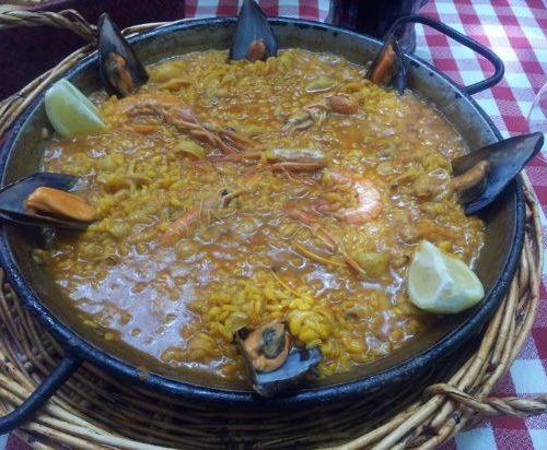 Restaurante Casa Eugenia