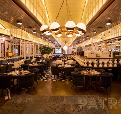 Restaurante Patrón