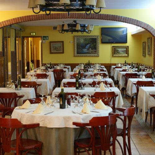 Restaurante El Puma Barcelona