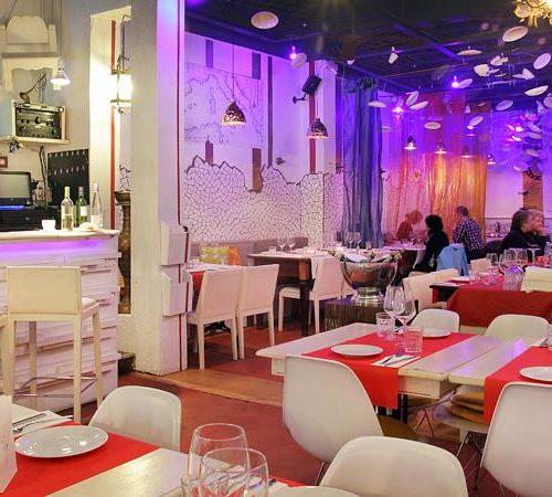 Restaurante La Retama Barcelona (CERRADO)
