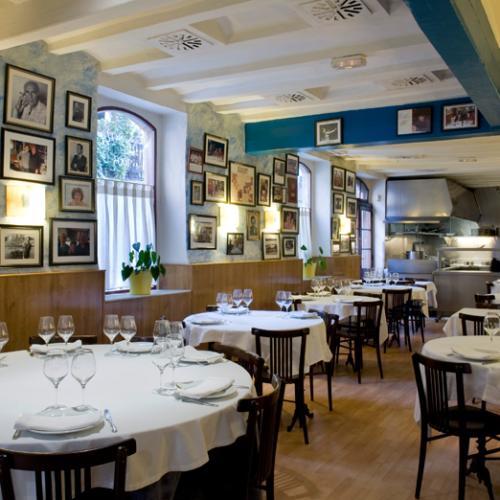 Restaurante Can Solé 1903
