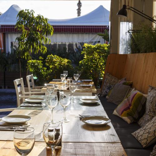 Restaurante El Tinglado