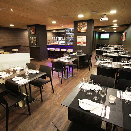 Restaurante Vía 45 Barcelona
