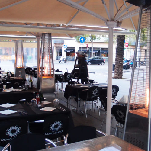 Restaurante  Don Curado Barcelona