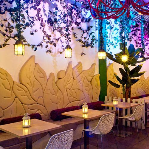 Restaurante El Jardinet d´Aribau