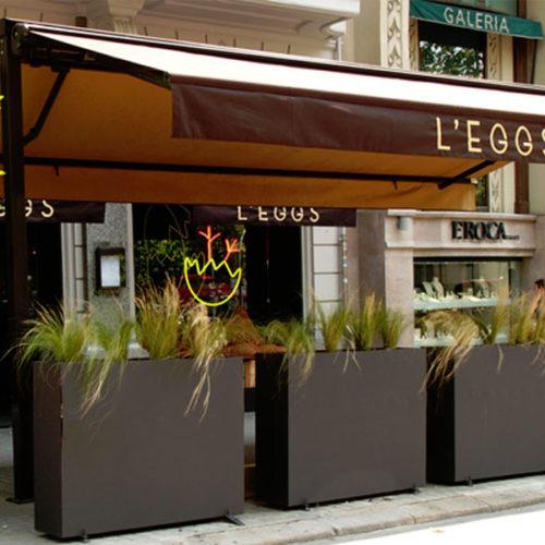 Restaurante L'Eggs