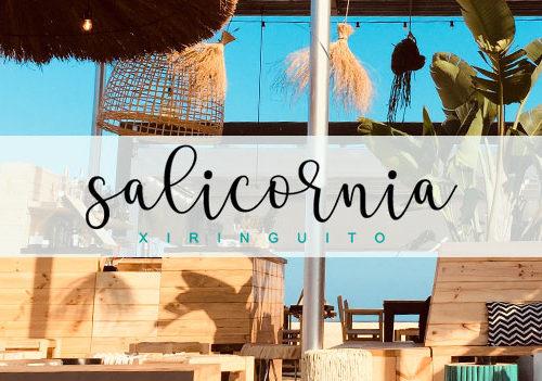 Xiringuito Restaurante Salicornia