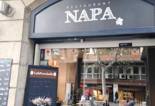 Restaurante  Napa