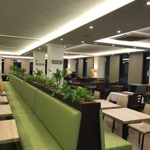 Restaurante Olivia Garden