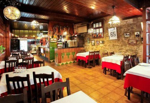 Restaurante La Masia de la Xesca