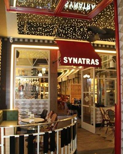 Restaurante Synatras, Barcelona