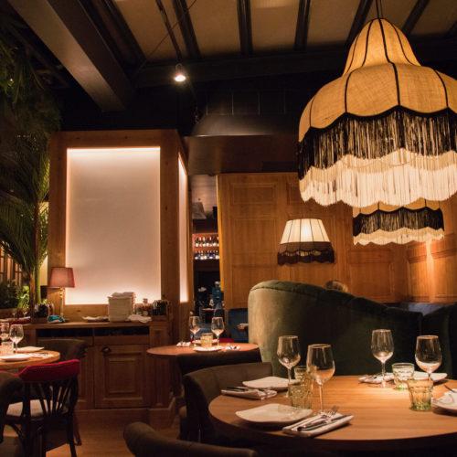 Restaurante Grill Corner