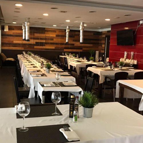Restaurante Fusión Grill