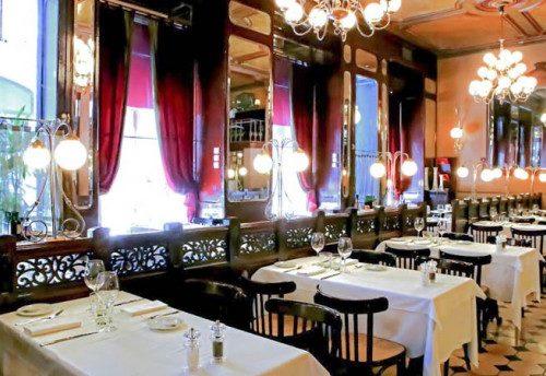 Restaurante El Gran Café