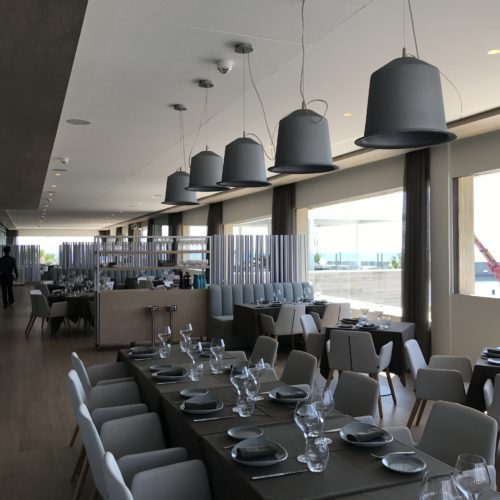 Restaurante Go Beach Club