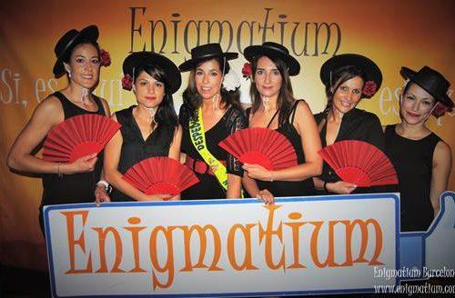 Restaurante Enigmatium