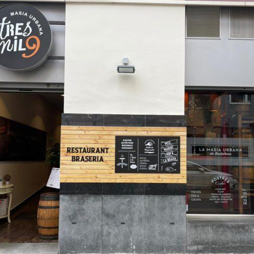 Restaurante Tres Mil 9